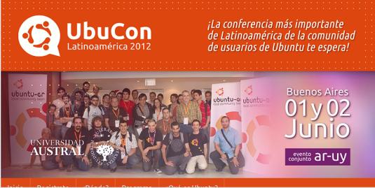 Conferencia Latinoamericana de Ubuntu